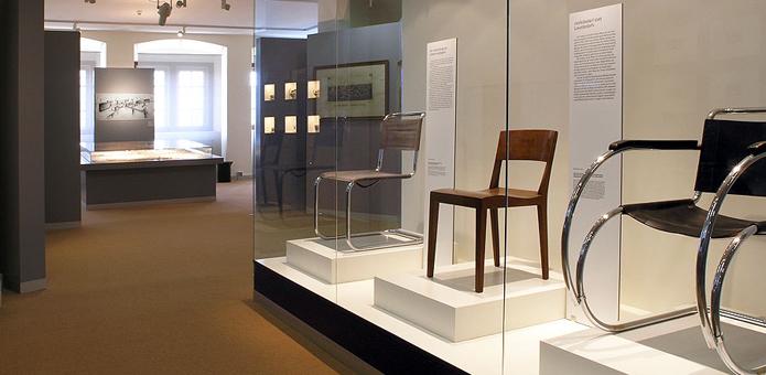 Das Bauhaus in der Dauerausstellung »Schauplatz …«